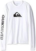 Quiksilver Men's Mw Long Sleeve T-Shirt