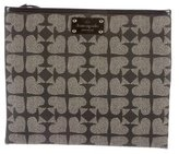 Kate Spade Pebbled Ace of Spades Adrianne Pouch w/ Tags