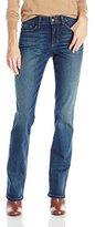 NYDJ Women's Billie Mini Bootcut Jeans In Stretch Indigo Denim - Oak Hill