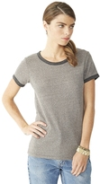 Alternative Ideal Ringer Eco-Mock Twist T-Shirt