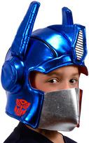 Transformers Blue Optimus Prime Plush Costume Helmet