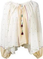 Mes Demoiselles 'Oreo' blouse - women - Cotton - I