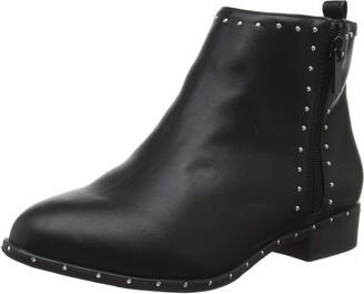 New Look Women's Wide Foot Bonnie Ankle Strap Heels (Black 1) 3 UK (36 EU)