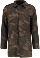 Revolution Classic Coat Army