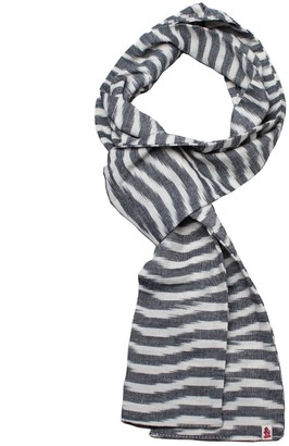 &Sons Trading Co Grey Ansel Scarf