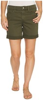 NYDJ Avery Shorts in Topiary Women's Shorts