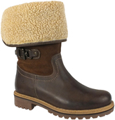 Bos. & Co. Espresso & Natural Hillory Waterproof Leather Boot
