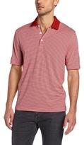 Cutter & Buck Men's Cb Drytec Trevor Stripe Polo Shirt