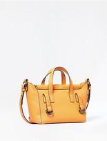 Calvin Klein Pebbled Leather City Satchel