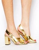 Asos HOPEFUL Heeled Sandals