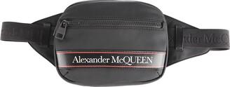 Alexander McQueen Logo Stripe Belt Bag