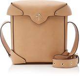 Atelier Manu Pristine Mini Leather Shoulder Bag
