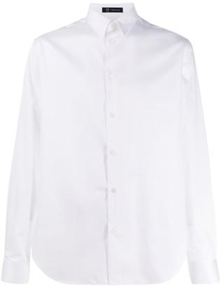 Versace Cotton Long Sleeve Shirt