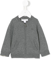 Burberry long-sleeve cardigan - kids - Cotton - 6 mth