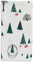 Kate Spade Holiday Village Napkin