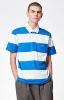 Obey Eastcoast Striped Polo Shirt