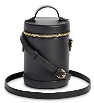 Paravel Leather Crossbody Capsule Handbag