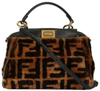 Fendi Peekaboo Mini Handbag
