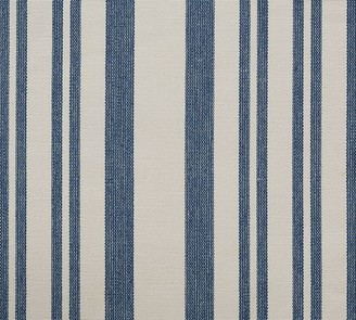 Pottery Barn Fabric By The Yard - Antique Stripe