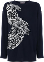 Jucca embroidered jumper