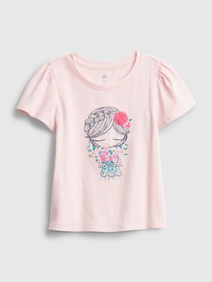 Gap Toddler Bea Graphic T-Shirt