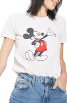 Topshop Women's Mickey Tee