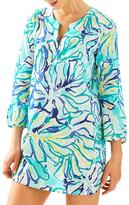 Lilly Pulitzer Oasis Tunic Cover-Up