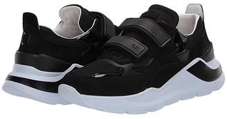 D.A.T.E Fuga Strap (Black) Women's Shoes