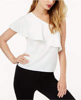 Sachin + Babi Sb by One-Shoulder Ruffled Top, Created for Macy's
