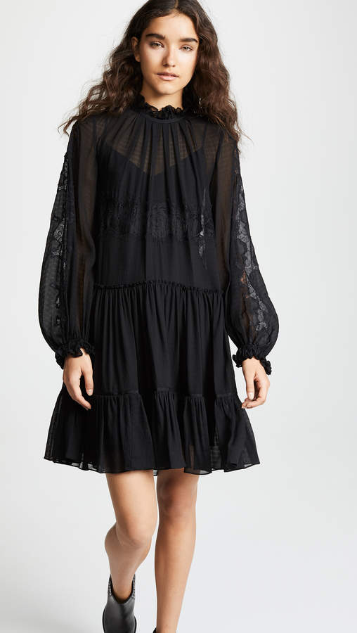 3.1 Phillip Lim Short Lace Dress