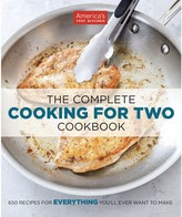 """Penguin Random House The Complete Cooking For Two"""" Cookbook"""