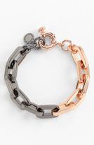 MARC BY MARC JACOBS 'Mini Links' Bicolor Bracelet