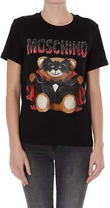 Moschino Bat Teddy Bear Logo T-shirt