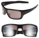 Oakley Men's 'Turbine(TM) Prizm(TM) Daily' 65Mm Polarized Sunglasses - Black
