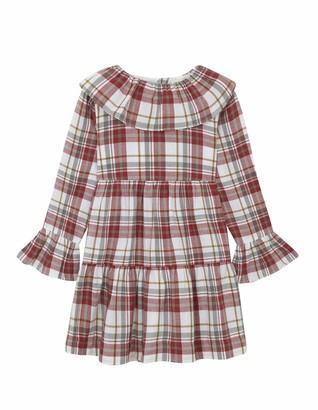 Gocco Girl's Vestido Cuadros Dress