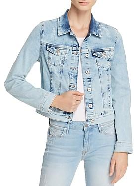 Mavi Jeans Samantha Vintage Denim Jacket in Bleach Vintage