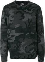 Ralph Lauren camouflage sweatshirt