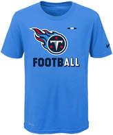 Nike Tennessee Titans Legend Football T-Shirt, Big Boys (8-20)