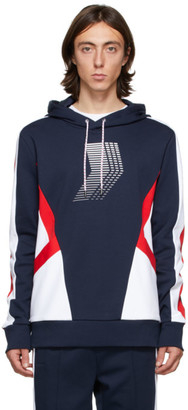 HUGO BOSS Blue Liam Payne Edition Collection Hoodie