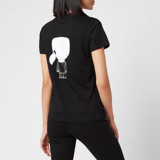 Karl Lagerfeld Paris Women's Ikonic T-Shirt
