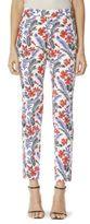 Carolina Herrera Floral Printed Pants