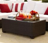 Corisca All-Weather Wicker Coffee Table