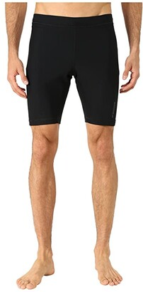 Brooks Greenlight 9 Short Tights (Black) Men's Shorts