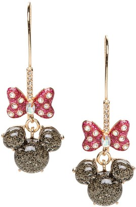 Disney Minnie Mouse Icon Earrings by Betsey Johnson