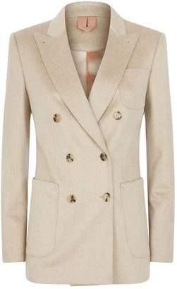 Max Mara Cashmere Double-Breasted Blazer
