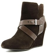 Chinese Laundry Ultimate Women Round Toe Suede Bootie.