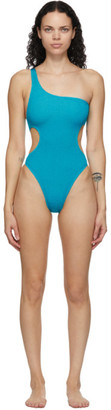 BOUND by Bond-Eye Blue The Milan One-Piece Swimsuit