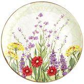Pier 1 Imports Botanical Garden Dinner Plate