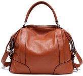ZENTEII Women Genuine Leather Shoulder Bag