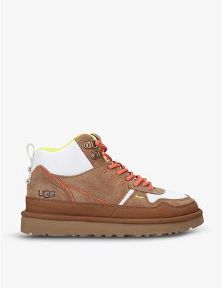 UGG Highland Hi Heritage suede hiking boots